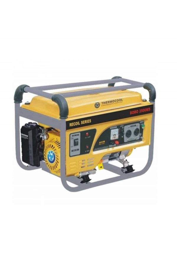 BUY NOW PAY LATER TEC GEN SET BOBO RECOIL 2500MS 2 5KVA